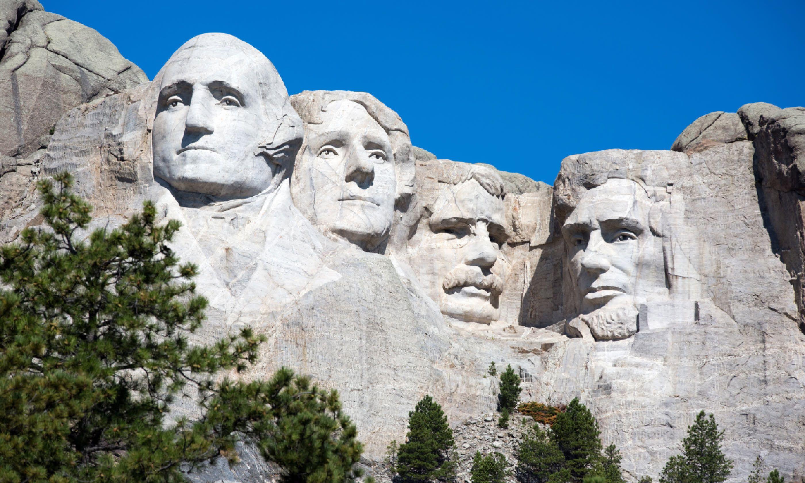 Mt Rushmore (Shutterstock)