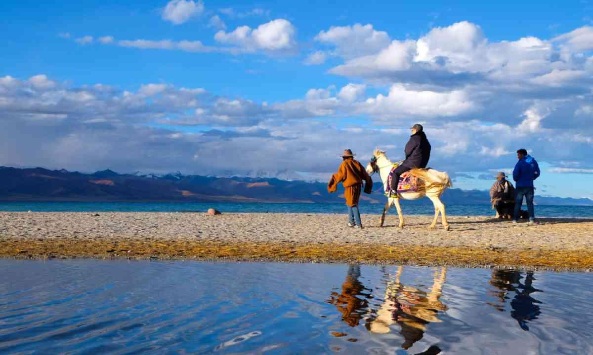 Namtso lake in Tibet (Shutterstock)