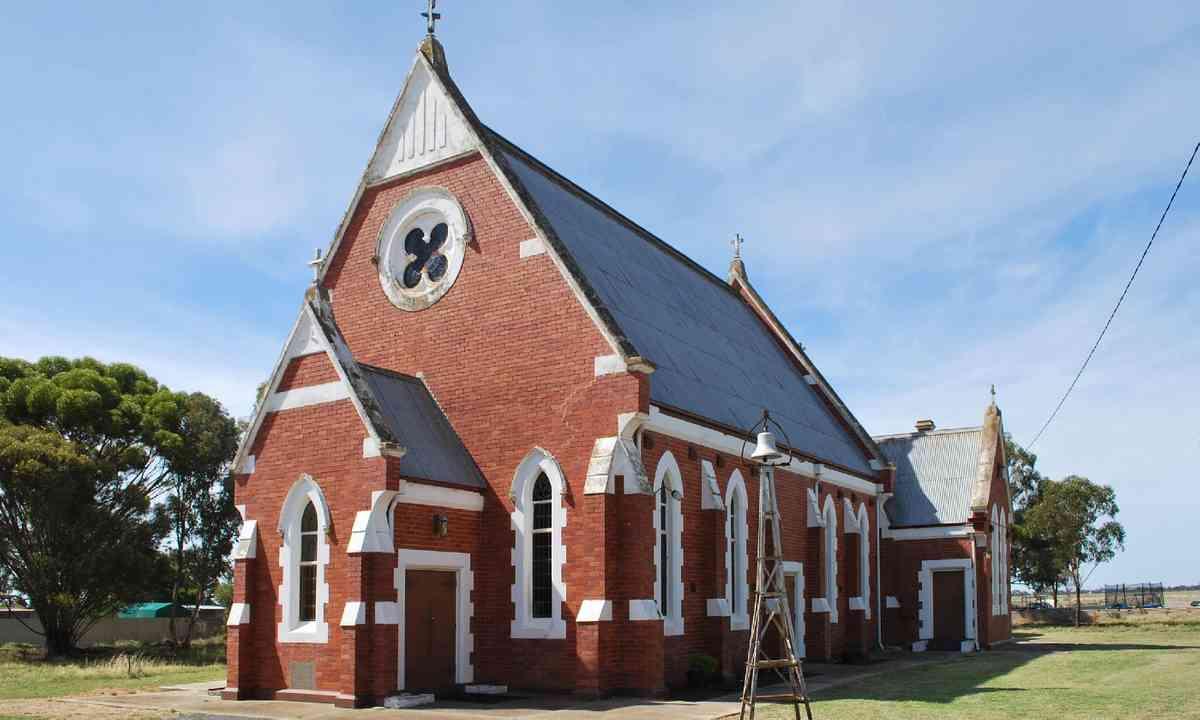Sacred Heart Roman Catholic Church, Culgoa (Flickr C/C: Matt)